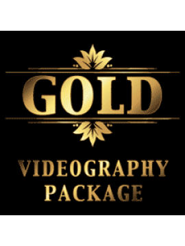 Gold Wedding Videography Package