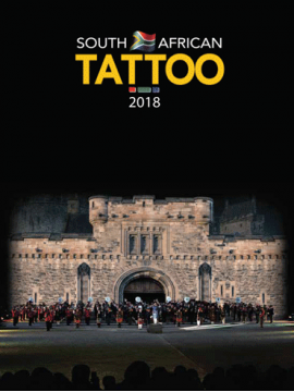 South African Tattoo 2018