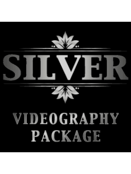 Silver Wedding Videography Package