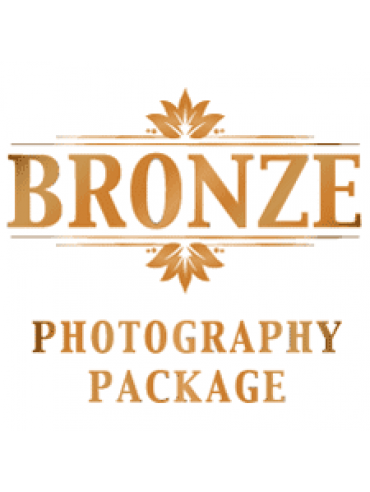 Bronze Wedding Photography Package